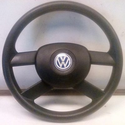 6Q0 880 201 J / 6Q0 419 091 Stuur Met Airbag Volkswagen Polo 9N (2003)