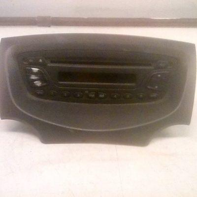 7354765220 Delphi Radio Ford Ka (2010)