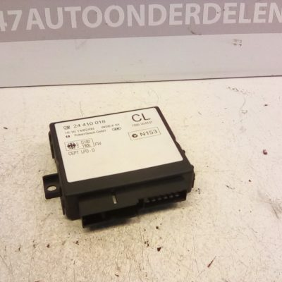 24 410 018 CL Body control Unit Opel Astra G