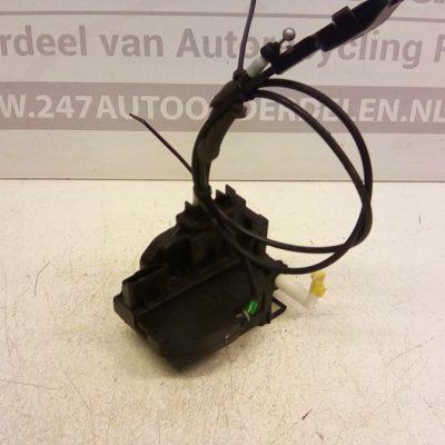 Y3FLC Deurslot mechaniek Links Nissan Micra K12 3 Polig