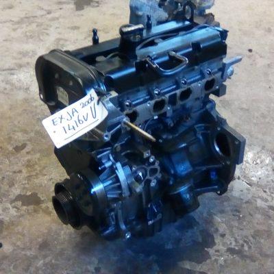EXJA Motor Ford 1.4 16V 176000 KM 2006