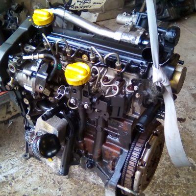 Motor Renault Modus 1.5 DCI 2006 K9KM762 50KW 135000 KM