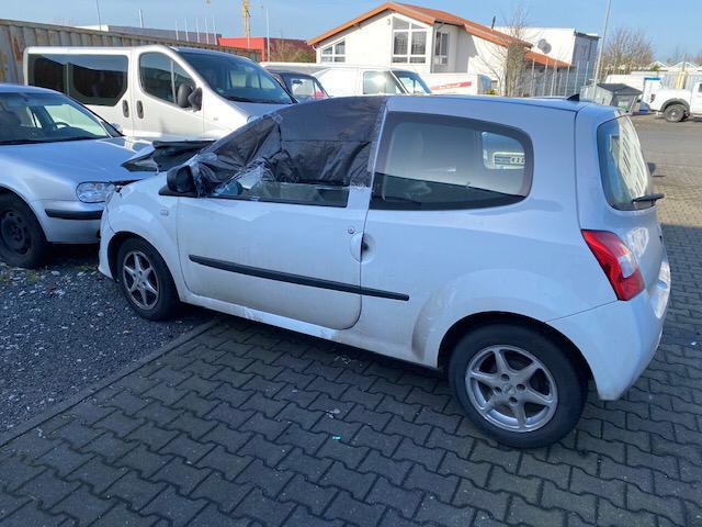 Onderdelen Renault Twingo 2 2011-2013 Wit