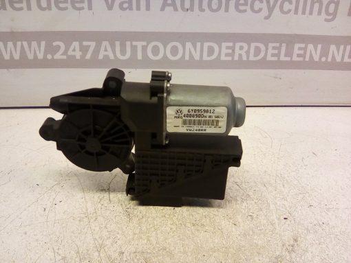 6Y0959812 Raammotor Rechts Achter Volkswagen Polo 9 N3 4 Deurs