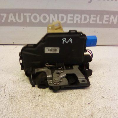 3B4839016AN Deurslot mechaniek Rechts Achter Volkswagen Polo 9 N3 4 Deurs