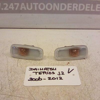 Zijknipperlichten Daihatsu Terios J2 2006-2012