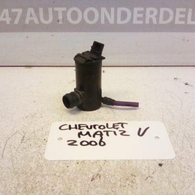 Ruitensproeierpomp Chevrolet Matiz 2005-2010 (5H16)