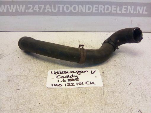 1K0 122 101 CK Koelwaterslang Volkswagen Caddy 1.6 BSE
