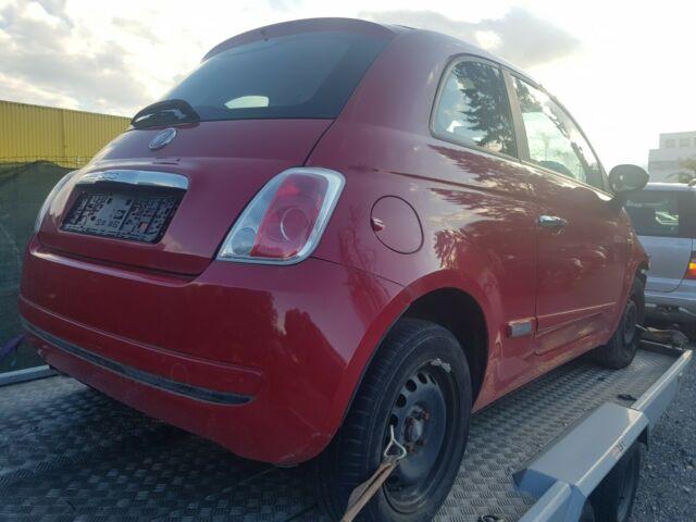 Gebruikte Onderdelen Fiat 500 51KW 2009