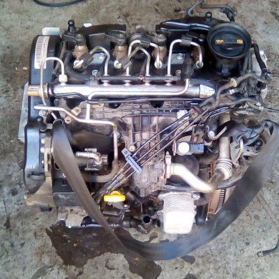 CAYA Gebruikte Motor Skoda Fabia 1.6 TDI 2013 Motorcode.CAYA 1598CC 55KW 181000Km