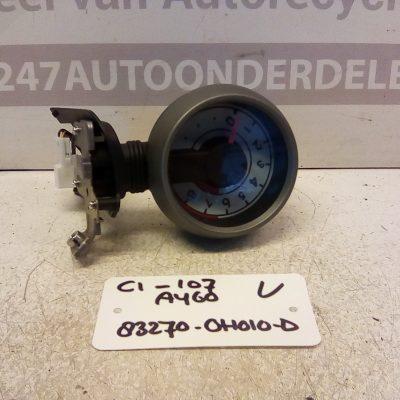 83270-0H010-D Toerenteller Citroen C1 Peugeot 107 Toyota Aygo 2007-2012