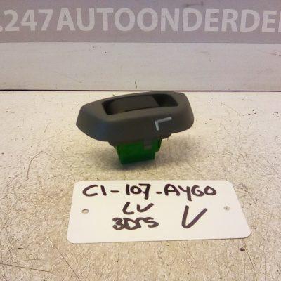 Raamschakelaar Links Citroen C1 Peugeot 107 Toyota Aygo 2007-2012