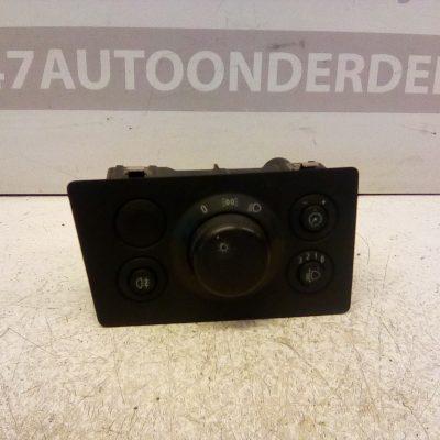 Lichtschakelaar Opel Zafira B 13 205 883 LD