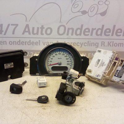 Computer Motormanagement Set Met Sloten Suzuki Splash 1.0 12V. 03-2008 / 09-2011 MOT.K10B 996CC 48KW (33920-51K03)