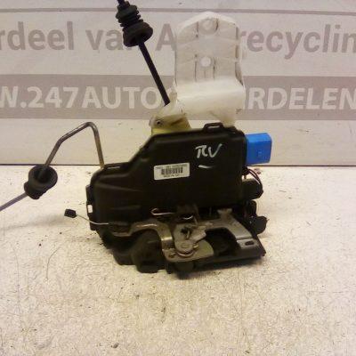 16BQ 3B1 837016BQ Deurslot mechaniek Rechts Voor Volkswagen Polo 9N3 4 Deurs
