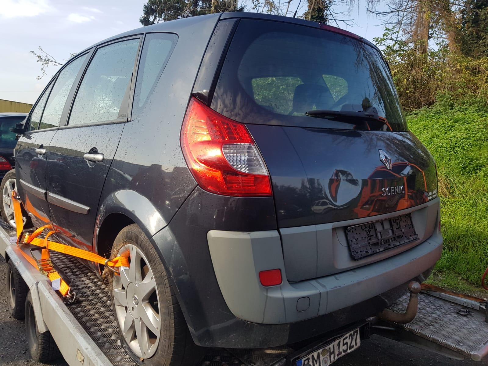 Gebruikte Onderdelen Renault Scenic 2.0 DCI 110KW 2008