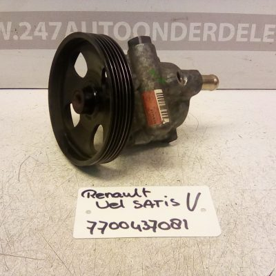 7700437081 Stuurbekrachtiging Pomp Renault Laguna - Vel Satis 2.0 T 2002-2005
