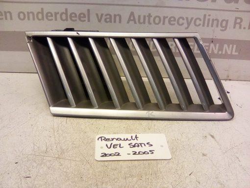 Voorgrill Rechts Renault Vel Satis 2002-2005