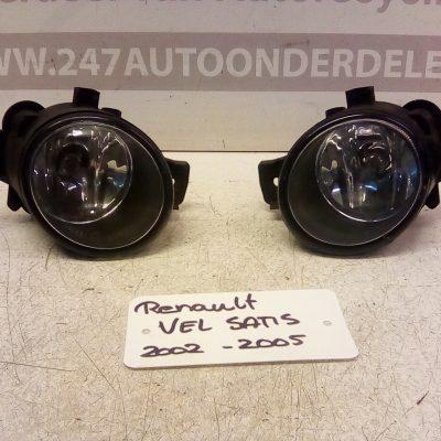 Mistlamp Links En Rechts Renault Vel Satis 2002-2005