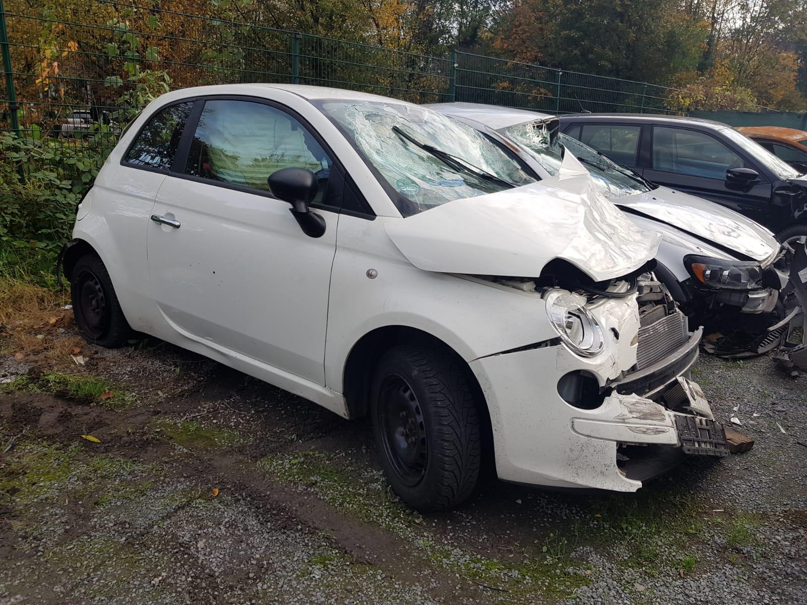 Onderdelen Fiat 500 1.2 51KW 2009