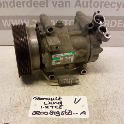 Aircocompressor Renault Wind 1.2 TCe 2012 (8200819568--A)