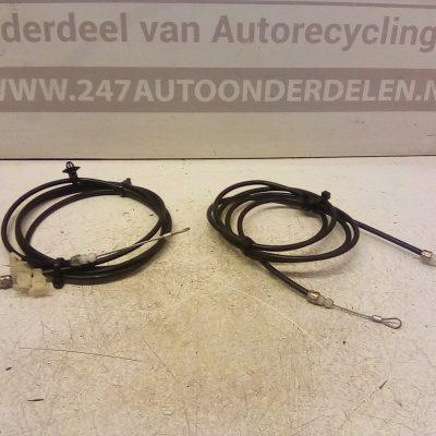 Kabels Achterklep Vergrendeling Mitsubishi Colt CZC 2005-2012