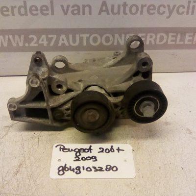 9649103280 Aanbouwsteun Peugeot 206 + 1.1 1.4 2009