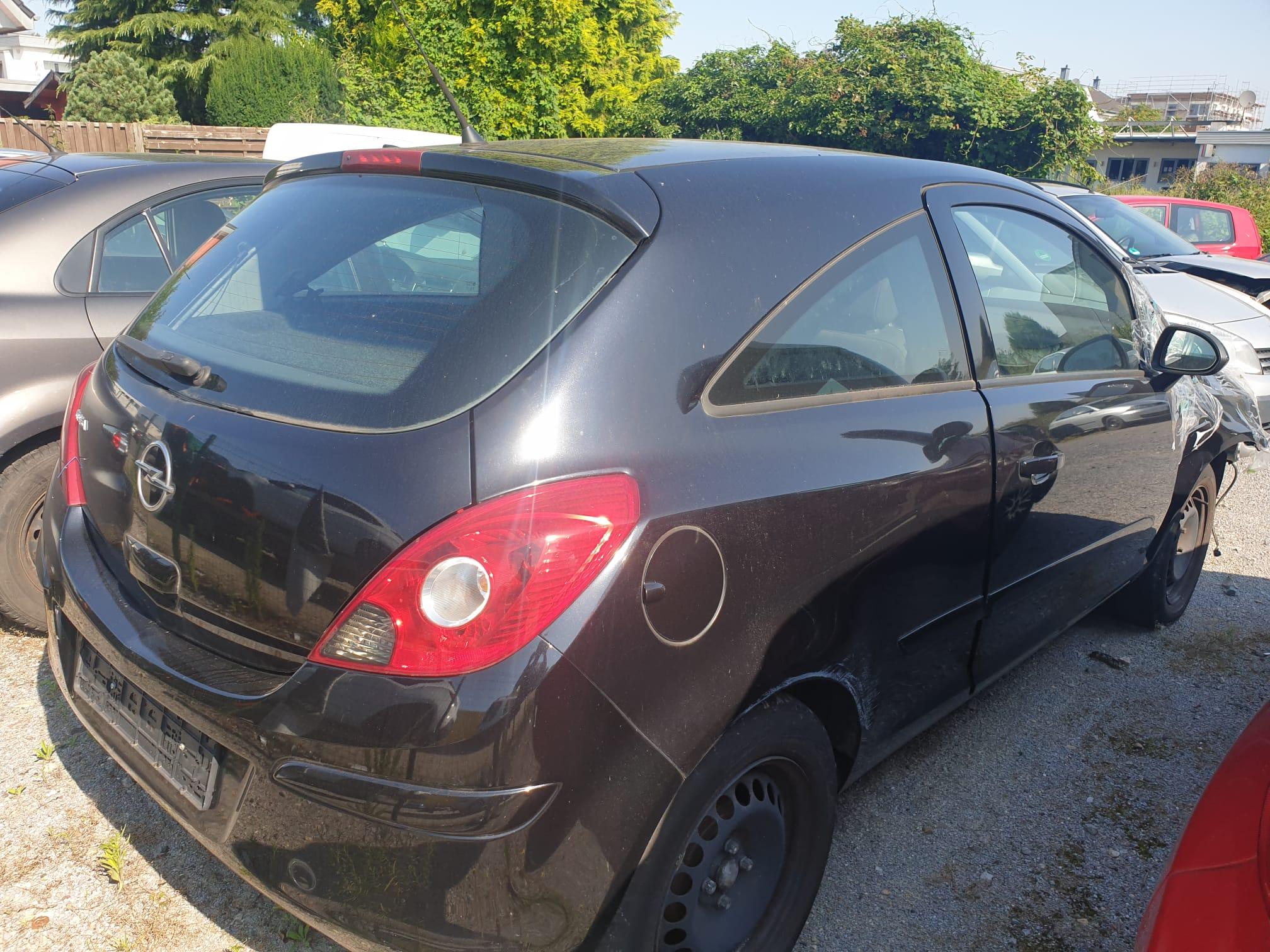 Opel Corsa D Onderdelen 2008