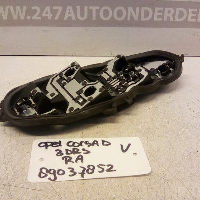 89037852 Lamphouder Fitting Achterlicht Rechts Opel Corsa D 3 Deurs