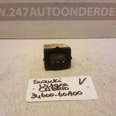 34600-60A00 Klokje Suzuki Vitara Cabrio 1988-1995