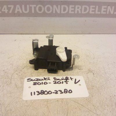 113800-2380 Regelaar Kachelklep Suzuki Swift 2010-2015