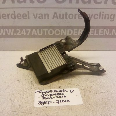 89871-71010 Driver Injector Toyota Auris 2.0 Diesel 93 KW 2008