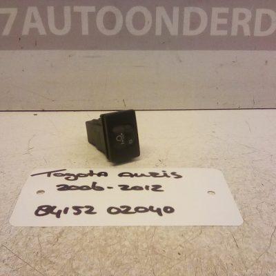 Schakelaar Hoogteregeling Toyota Auris 2006-2012 (84152 02040)