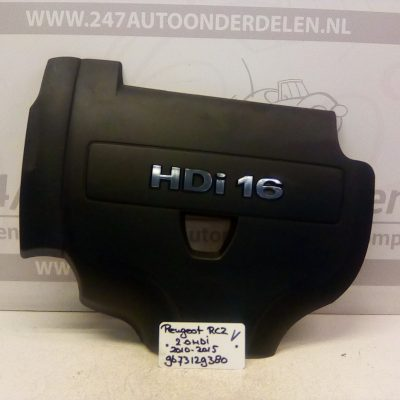 9673129380 Motor Afdekkap Peugeot RCZ 2.0 HDi 120KW 2010-2015