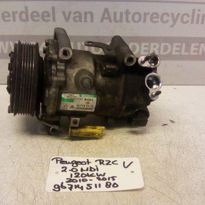 Airco Compressor Peugeot RCZ 2.0 HDi 120 KW 2010-2015 (9671451180)